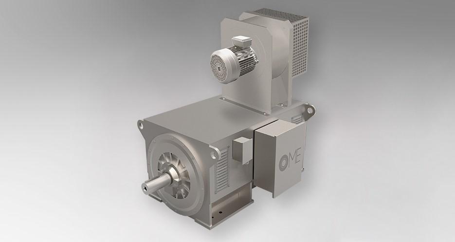 Electric motor OMDC