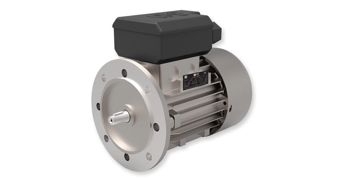 Single-phase motor OMM1
