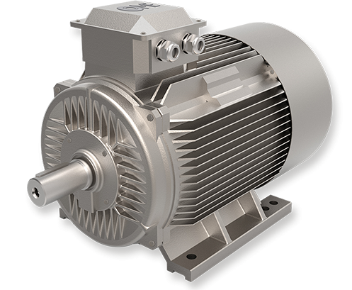 IE2 High Efficiency Motors