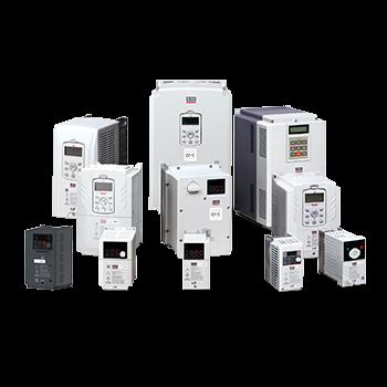 H100 low voltage inverter