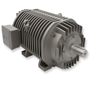 Motors for conveyor belts