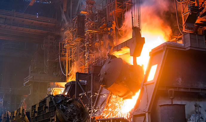 The Best Electric Motors for Steel Plants