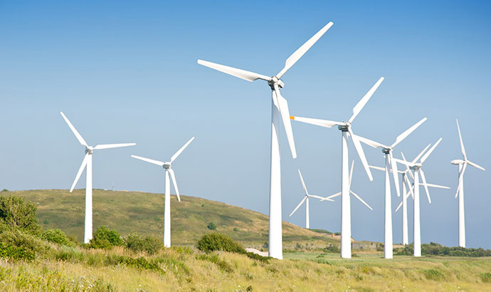 Wind Power Generation: Discover the OME Dedicated Motor Range