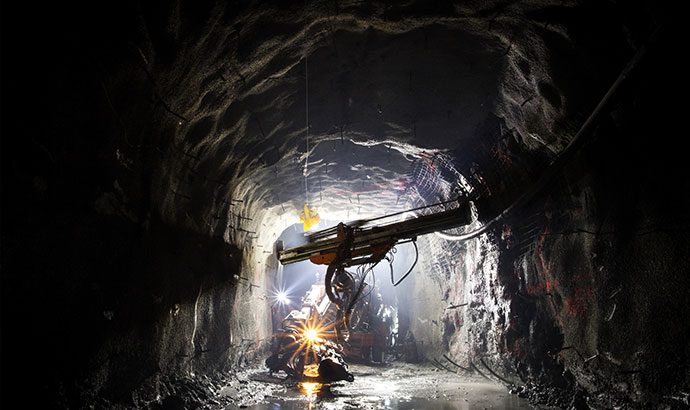 Explosion Proof Motors For Use in Mines