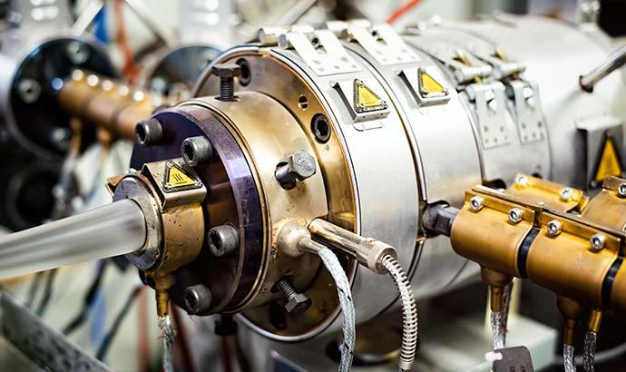 OME Motors designed and built an ATEX motor for major Japanese electric motor manufacturer