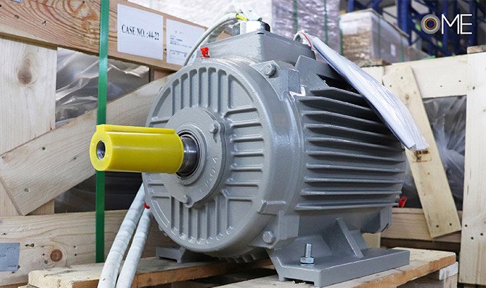 Smoke extraction motors: maximum safety in emergency situations
