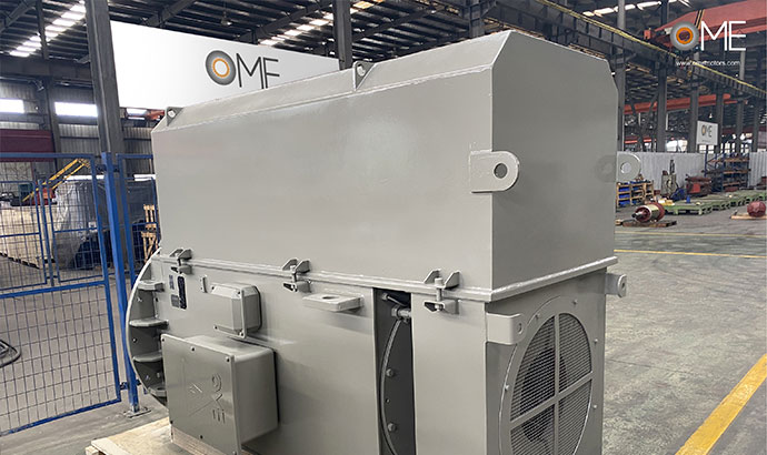 PT Power: OME Electric Motors and KSB together in Indonesia
